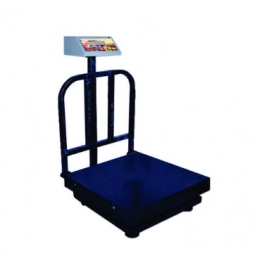 HEAVY PLATFORM SCALE 600X600mm500 Kg