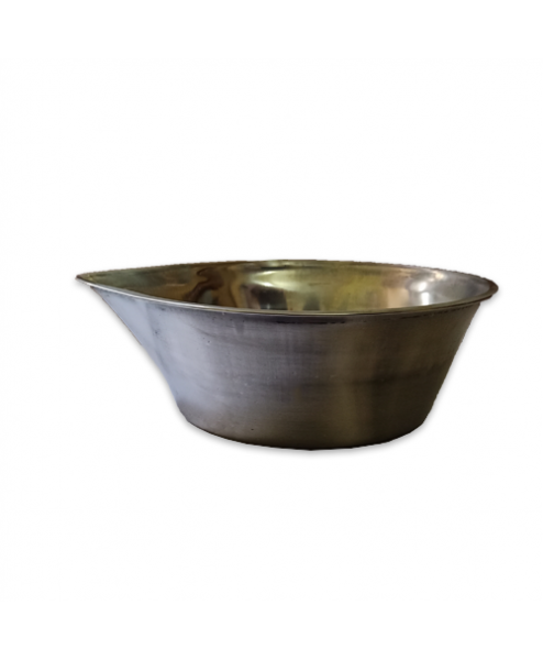Steel Bowl for weighing scale