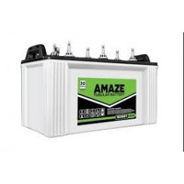 Amaze Inverter Battery-100ah, Warranty